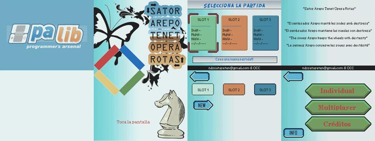 Thumbnail 1 for Sator/Arepo/Tenet